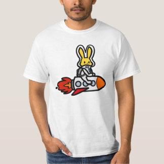 Space rabbit (rocket) T-Shirt