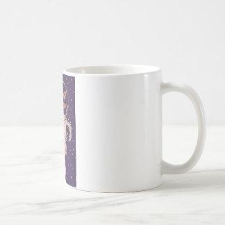 Space Raccoon Coffee Mug