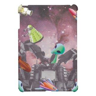Space Race iPad Mini Case