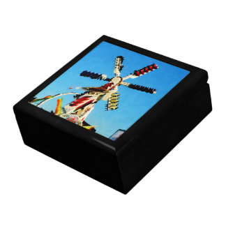 Space Racer in Distance Keepsake Boxes