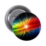 Space Rainbow background Pin