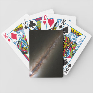 Space Rift Bicycle Playing Cards