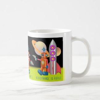 Space Robot Mug