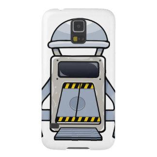 Space rocket galaxy s5 cases