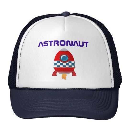 Space rocket - hat
