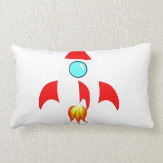 Space Rocket Pillow