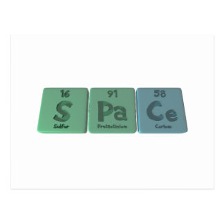 Space-S-Pa-Ce-Sulfur-Protactinium-Cerium.png Postcard