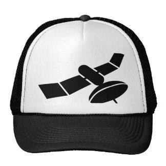 Space satellite hat