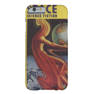 SPACE science fiction comic book comics bright fun Barely There iPhone 6 Case