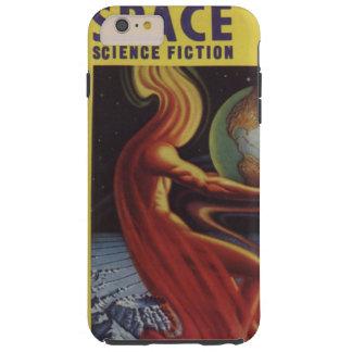 SPACE science fiction comic book comics bright fun Tough iPhone 6 Plus Case