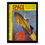 Space Science Fiction v01 n03 (1952-11.Space)_Pulp Poster