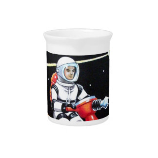 SPACE SCOOTER DRINK PITCHERS