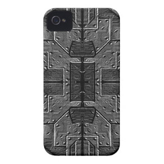SPACE SHIP HULL cl iPhone 4 Case
