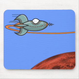 Space Ship Mousepads