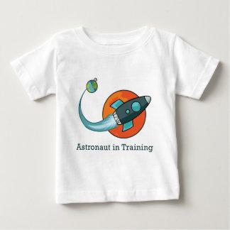space ship rocket astronaut baby T-Shirt