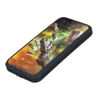 Space Ships Fantasy Tough Xtreme iPhone 5 Case