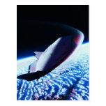 Space Shuttle 3 Postcard