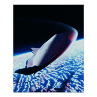 Space Shuttle 3 Poster