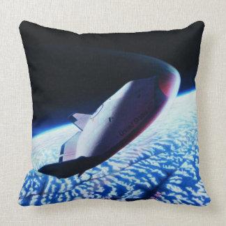Space Shuttle 3 Throw Pillow