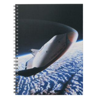 Space Shuttle 4 Notebook