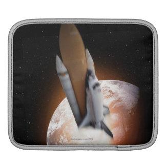 Space Shuttle 5 iPad Sleeve
