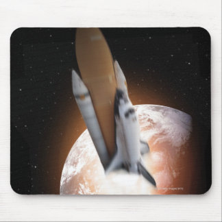 Space Shuttle 5 Mouse Pad