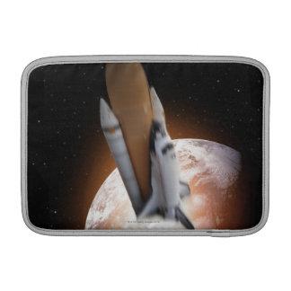 Space Shuttle 5 Sleeve For MacBook Air