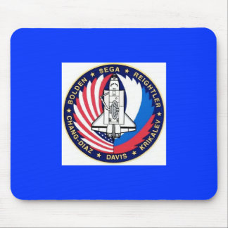 Space Shuttle 60 Mouse Pad