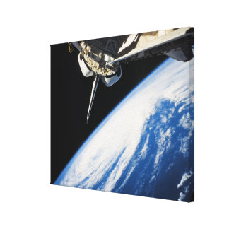 Space Shuttle 6 Canvas Print