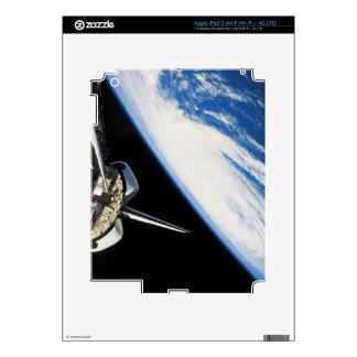 Space Shuttle 6 iPad 3 Decals