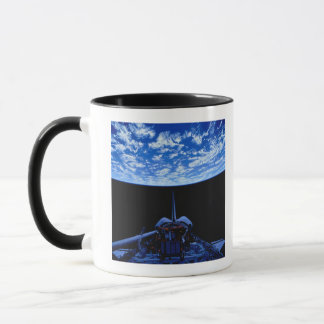 Space Shuttle and Earth Mug