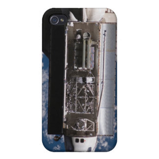 Space Shuttle Atlantis 2 Covers For iPhone 4