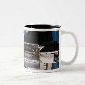 Space Shuttle Atlantis 2 Two-Tone Coffee Mug