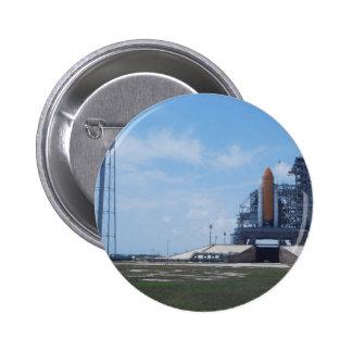 Space Shuttle Atlantis Buttons
