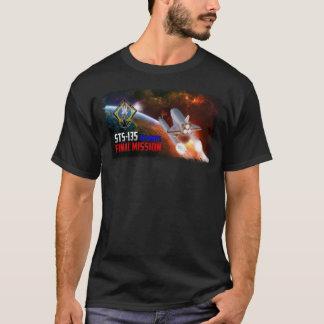Space Shuttle Atlantis Final Mission T-Shirt