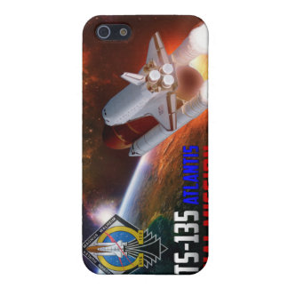 Space Shuttle Atlantis iphone Case