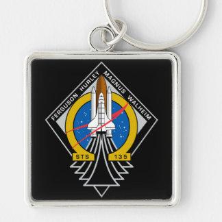 Space Shuttle Atlantis Keychain