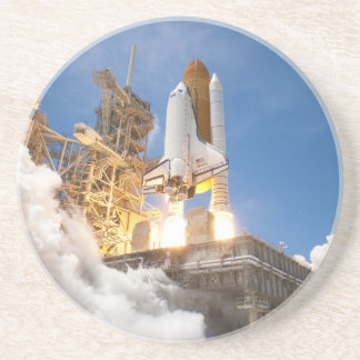 Space Shuttle Atlantis Launching STS-132 Mission Coaster