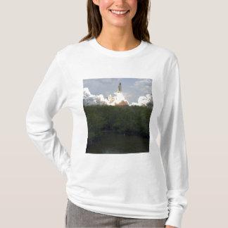 Space Shuttle Atlantis lifts off 13 T-Shirt