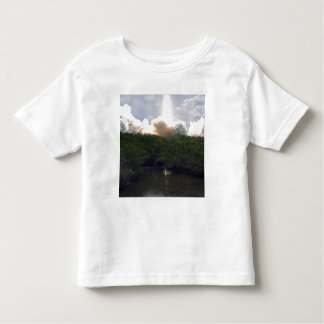 Space Shuttle Atlantis lifts off 14 Toddler T-shirt