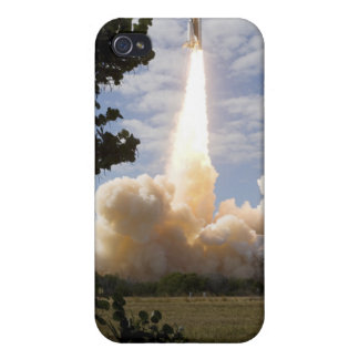 Space Shuttle Atlantis lifts off 19 iPhone 4 Cover