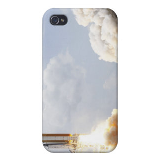 Space Shuttle Atlantis lifts off 21 iPhone 4 Case
