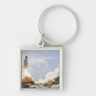 Space Shuttle Atlantis lifts off 21 Keychain