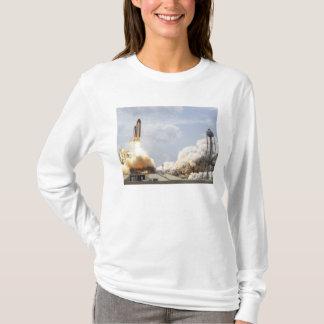 Space Shuttle Atlantis lifts off 21 T-Shirt