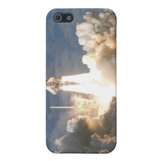 Space Shuttle Atlantis lifts off 24 iPhone SE/5/5s Case