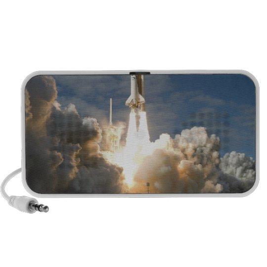 Space Shuttle Atlantis lifts off 24 Portable Speaker