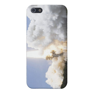 Space Shuttle Atlantis lifts off 28 Cover For iPhone SE/5/5s