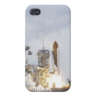 Space Shuttle Atlantis lifts off 3 iPhone 4/4S Cover