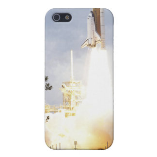 Space Shuttle Atlantis lifts off 4 Cover For iPhone SE/5/5s