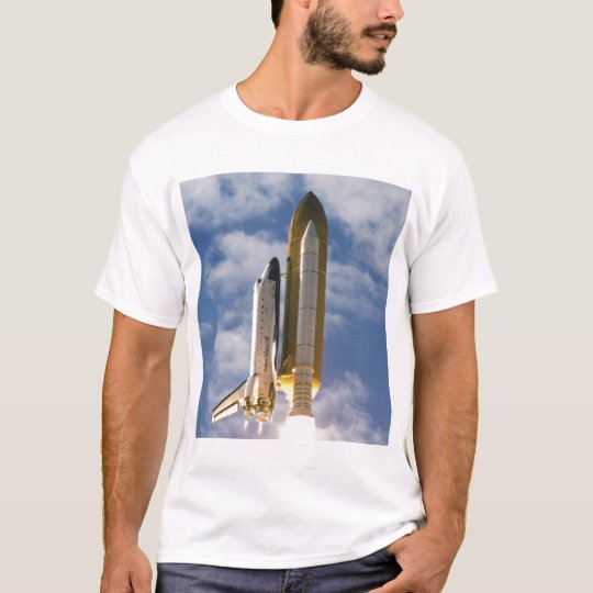 Space Shuttle Atlantis lifts off 6 T-Shirt